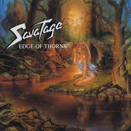Edge of thorns [Audioregistrazione]