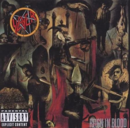 Reign in blood [Audioregistrazione]