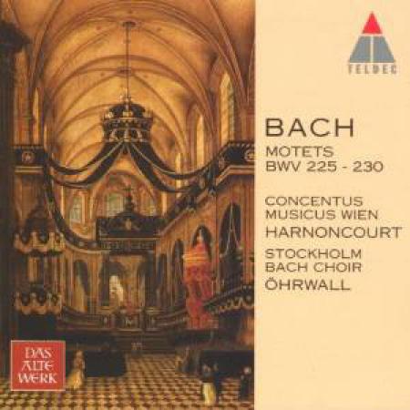 Motets BWV 225-230 [Audioregistrazione]