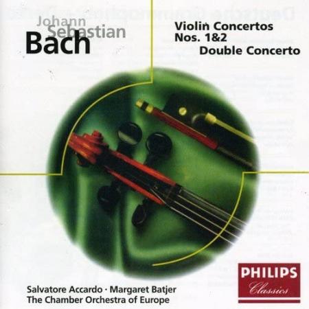 Violin Concertos nos. 1 and 2, Double Concerto [Audioregistrazione]