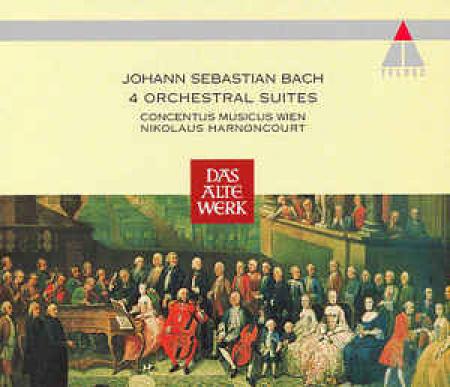Suite (Overture) No. 1 in C major, BWV 1066 [Audioregistrazione]