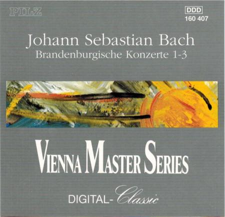Brandenburgische konzerte nr. 4-6 [Audioregistrazione]