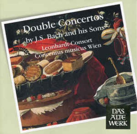 Double concertos [Audioregistrazione]
