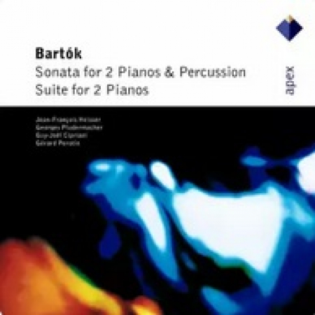 Sonata for 2 Pianos & Percussion [Audioregistrazione]