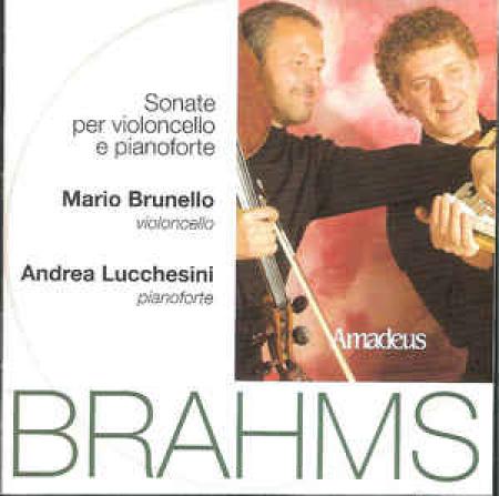 Sonate per violoncello e pianoforte [Audioregistrazione]