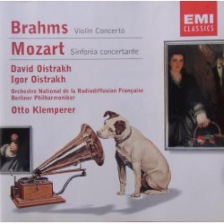 Violin Concerto in D, op.77 [Audioregistrazione]