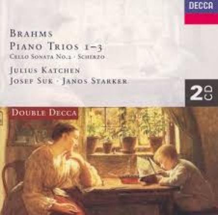 Piano trios 1-3 [Audioregistrazione]