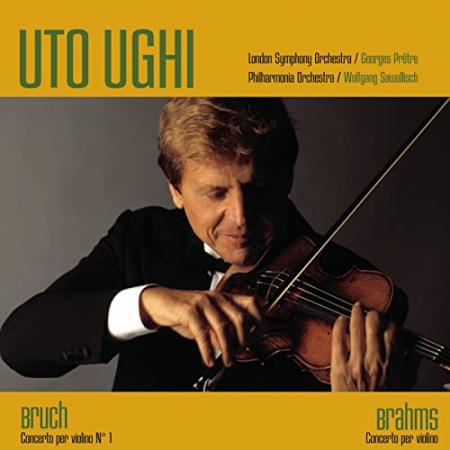 Concerto per violino N° 1 [Audioregistrazione]