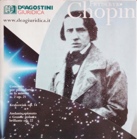 Fryderyk Chopin [Audioregistrazione]