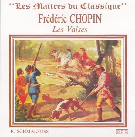 Les valses [Audioregistrazione]