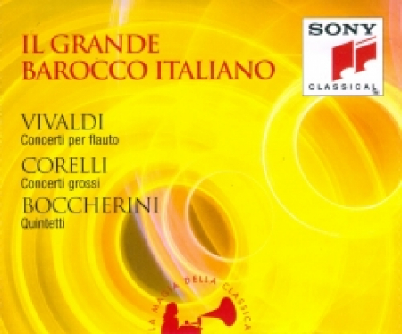 Concerti per flauto [Audioregistrazione]