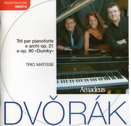 Trio per pianoforte, violino e violoncello n. 4 in mi minore op. 90 Dumky