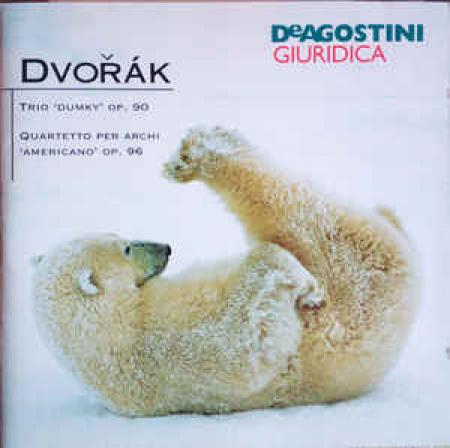 """Trio per violino, violoncello e pianoforte in mi minore """"Dumky"""" op. 90"""