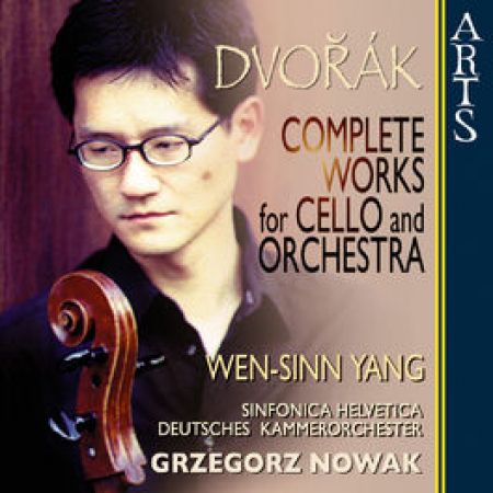 Complete works for cello and orchestra [Audioregistrazione]
