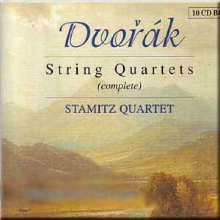 String quartets [Audioregistrazione]