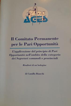 Il Comitato Permanente per le Pari Opportunità