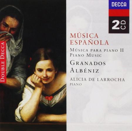 Musica espanola [Audioregistrazione]