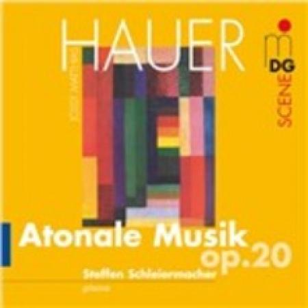 Atonale musik op.20 [Audioregistrazione]