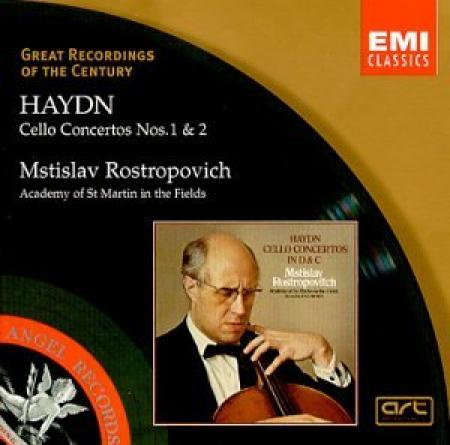 Cello Concertos Nos. 1 & 2 [Audioregistrazione]