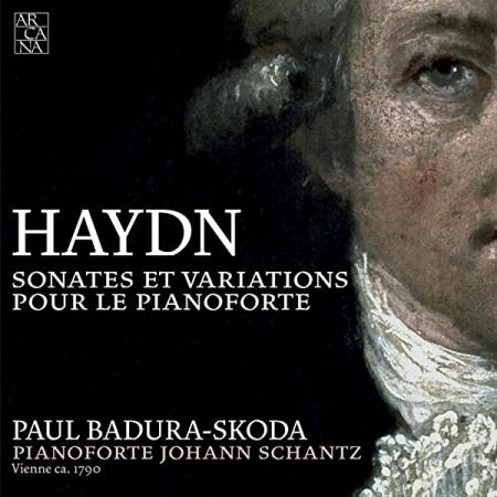 Sonates et variations pour le pianoforte [Audioregistrazione]