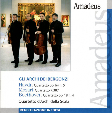 Quartetto op. 64 n. 5 [Audioregistrazione]