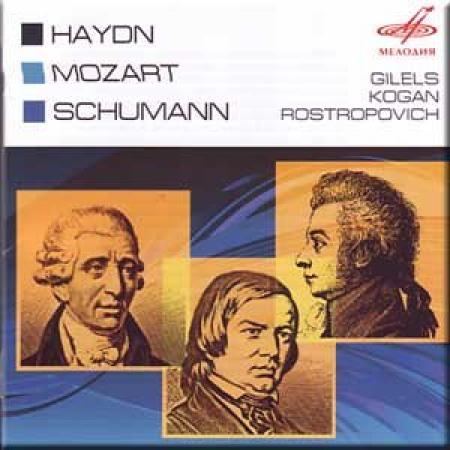Haydn, Mozart, Schumann [Audioregistrazione]