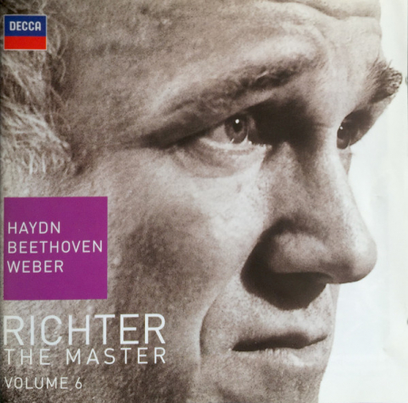 Piano sonata in d major, Hob.XVI: 24 [Audioregistrazione]