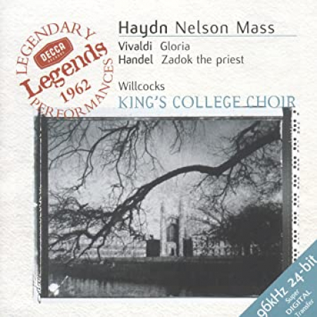 Nelson Mass [Audioregistrazione]