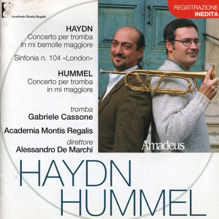 Concerti per tromba [Audioregistrazione]