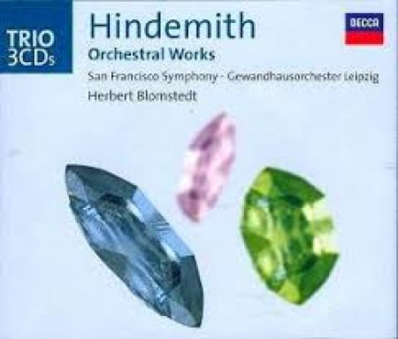 Orchestral Works [Audioregistrazione]