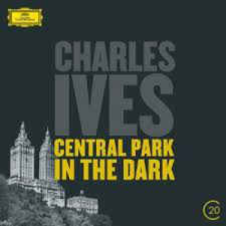 Central Park in the dark [Audioregistrazione]