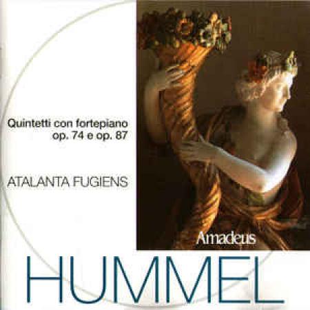 Quintetti con fortepiano op. 74 e op. 87 [Audioregistrazione]