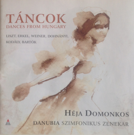 Dances from Hungary [Audioregistrazione]