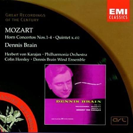 Horn Concertos nos. 1-4 [Audioregistrazione]