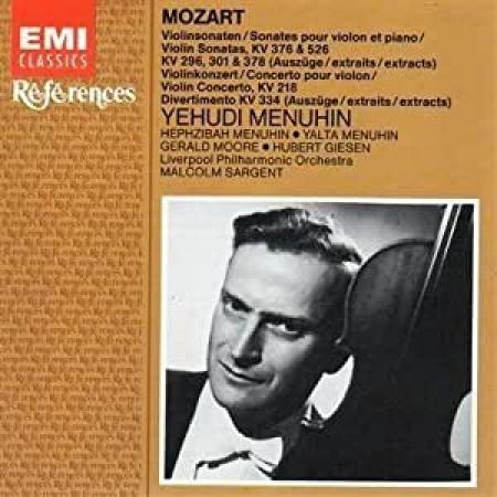 Violinsonaten [Audioregistrazione]