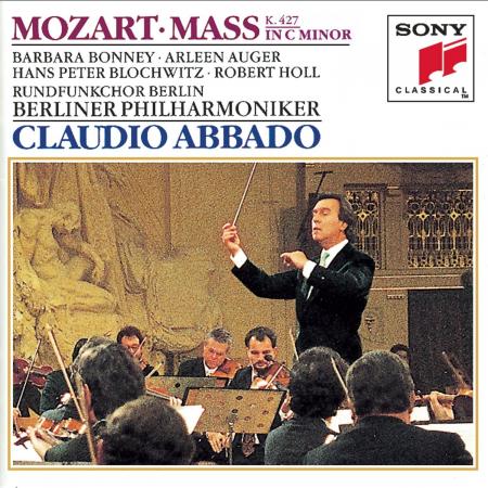 Mass in C minor, K 427 [Audioregistrazione]