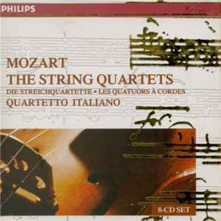 The string quartets [Audioregistrazione]