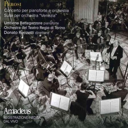 Concerto per pianoforte e orchestra [Audioregistrazione]