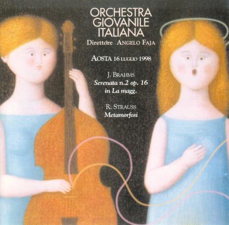 Serenata n. 2 op. 16