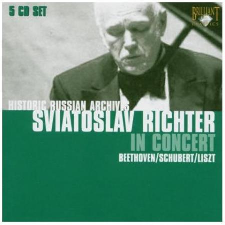 Sviatoslav Richter in concert