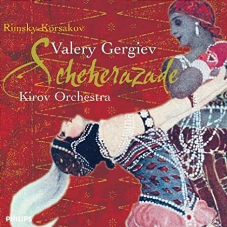 Sheherazade [Audioregistrazione]