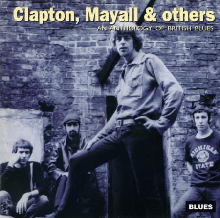 Clapton, Mayall & others