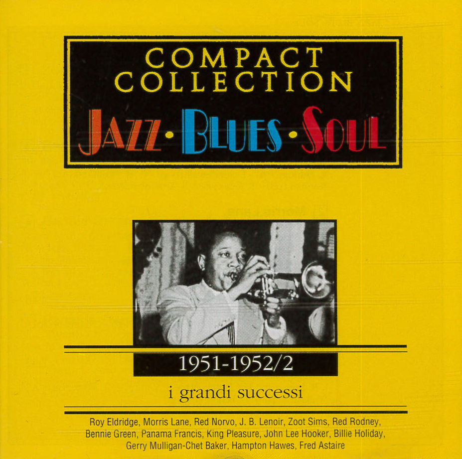 Compact collection : jazz, blues, soul. 1951-1952