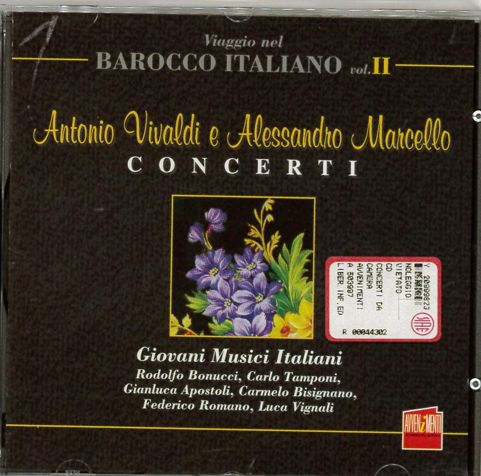 Antonio Vivaldi e Alessandro Marcello