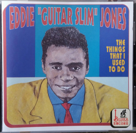 """Eddie """"Guitar Slim"""" Jones"""