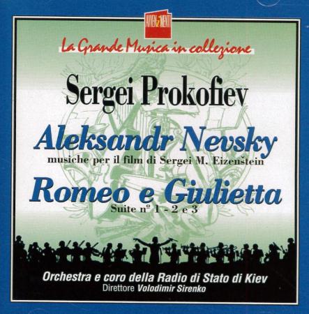 "Cantata ""Aleksandr Nevsky"""