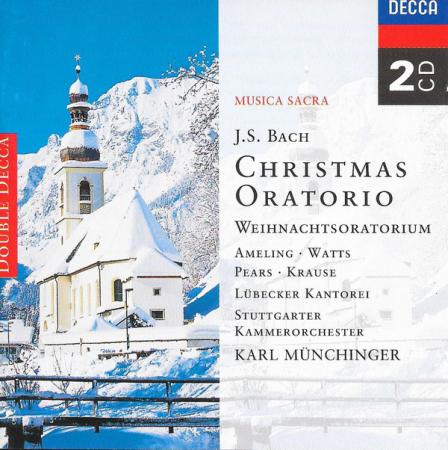 Weihnachtsoratorium, BWV 248
