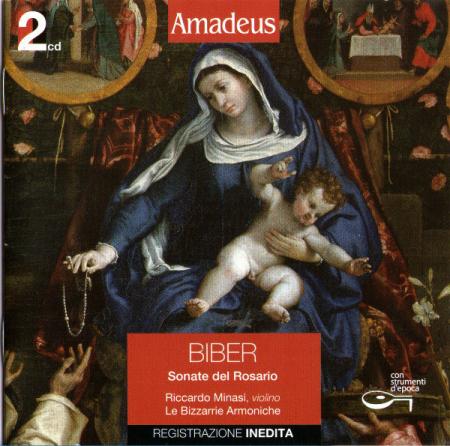 Sonate del rosario [Audioregistrazione]