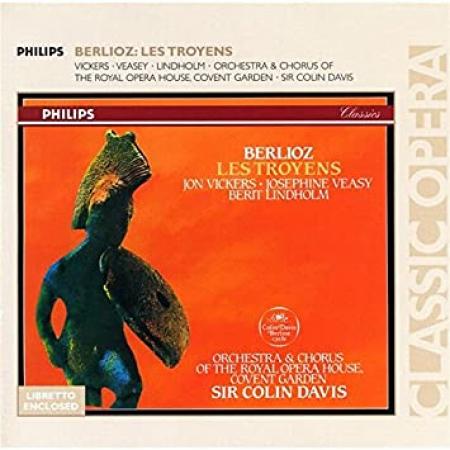 Les Troyens [Audioregistrazione]