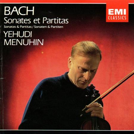 Sonates & Partitas pour violin seul [Audioregistrazione]